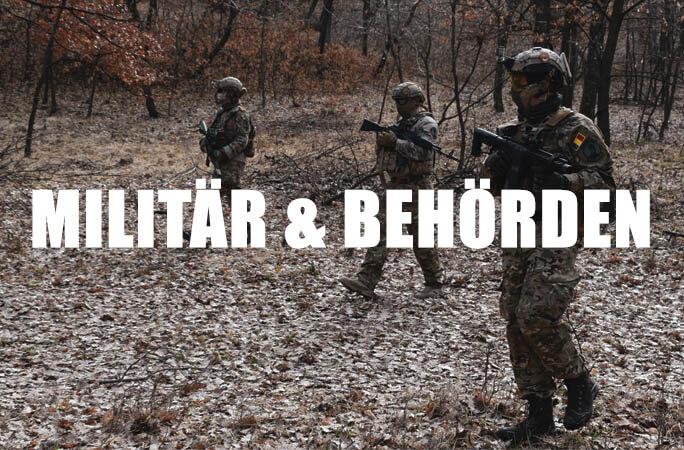 Militär & Behörden