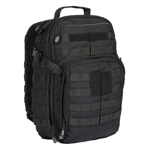 5.11 Tactical Rush 12 Rucksack - Black