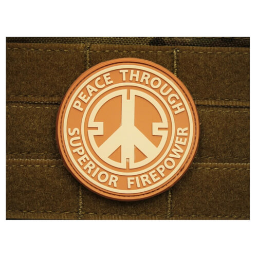JTG Peace Patch, desert