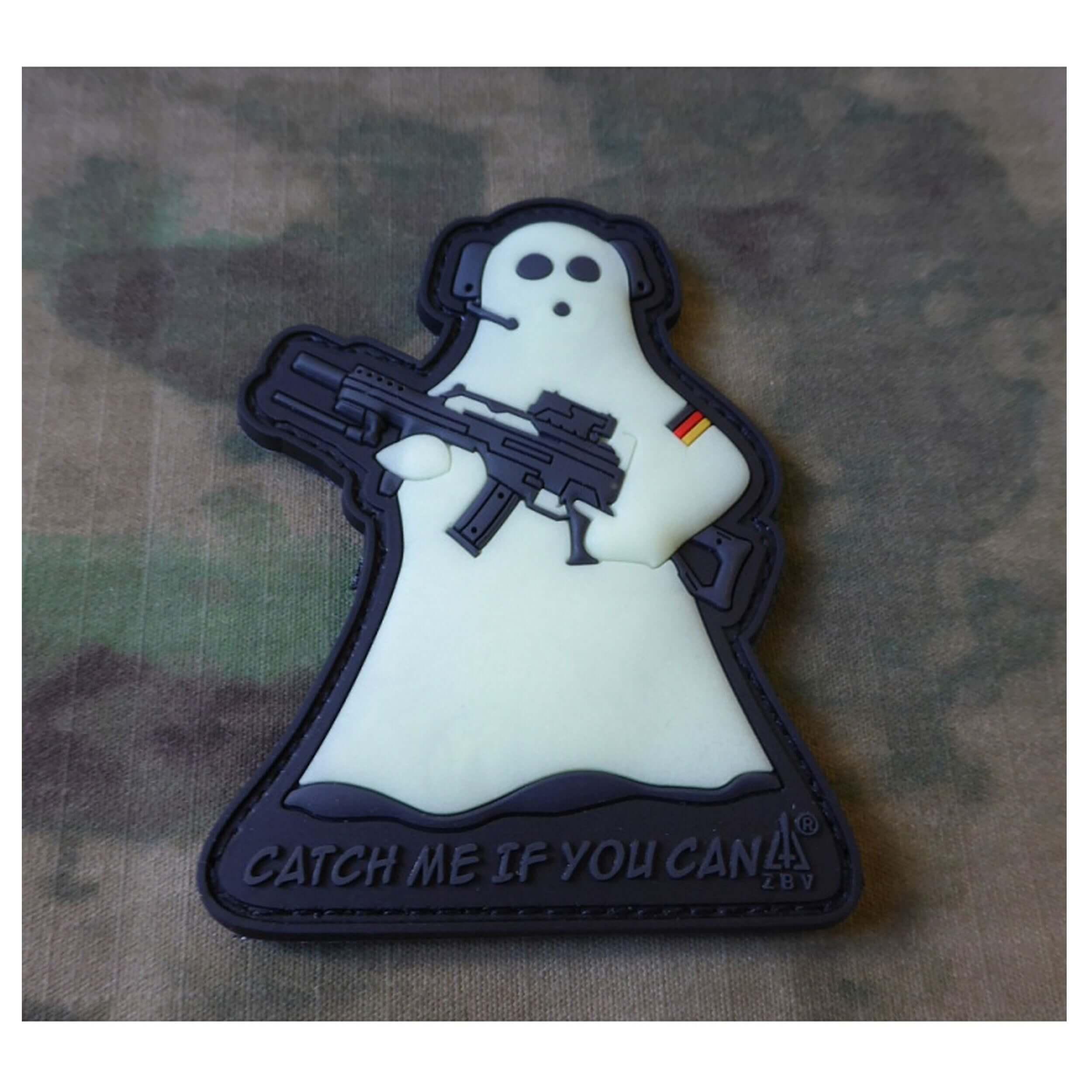 JTG CMIYC Ghost Sniper Patch  gid, glow in the dark