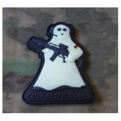 JTG CMIYC Ghost Sniper Patch  gid, glow in the dark
