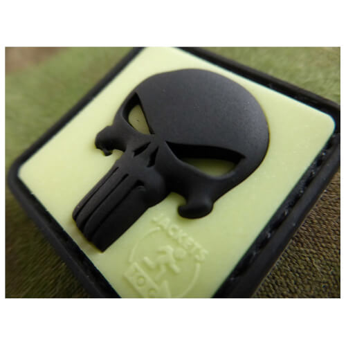 JTG Punisher Patch  blackghost-gid