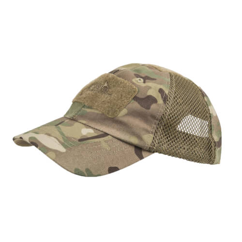 Helikon-Tex Baseball Vent Cap - PolyCotton Ripstop - Camogrom