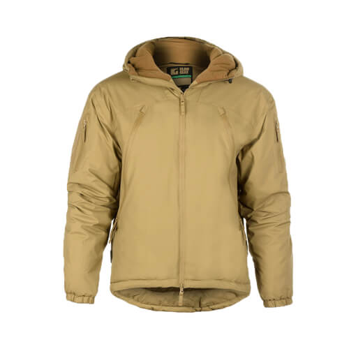Clawgear CIM (Combat Insulation Medium) Jacke Coyote
