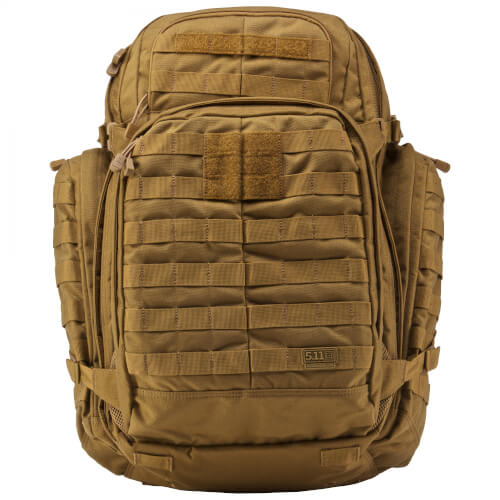 5.11 Tactical Rush 72 Backpack Flat - Dark Earth