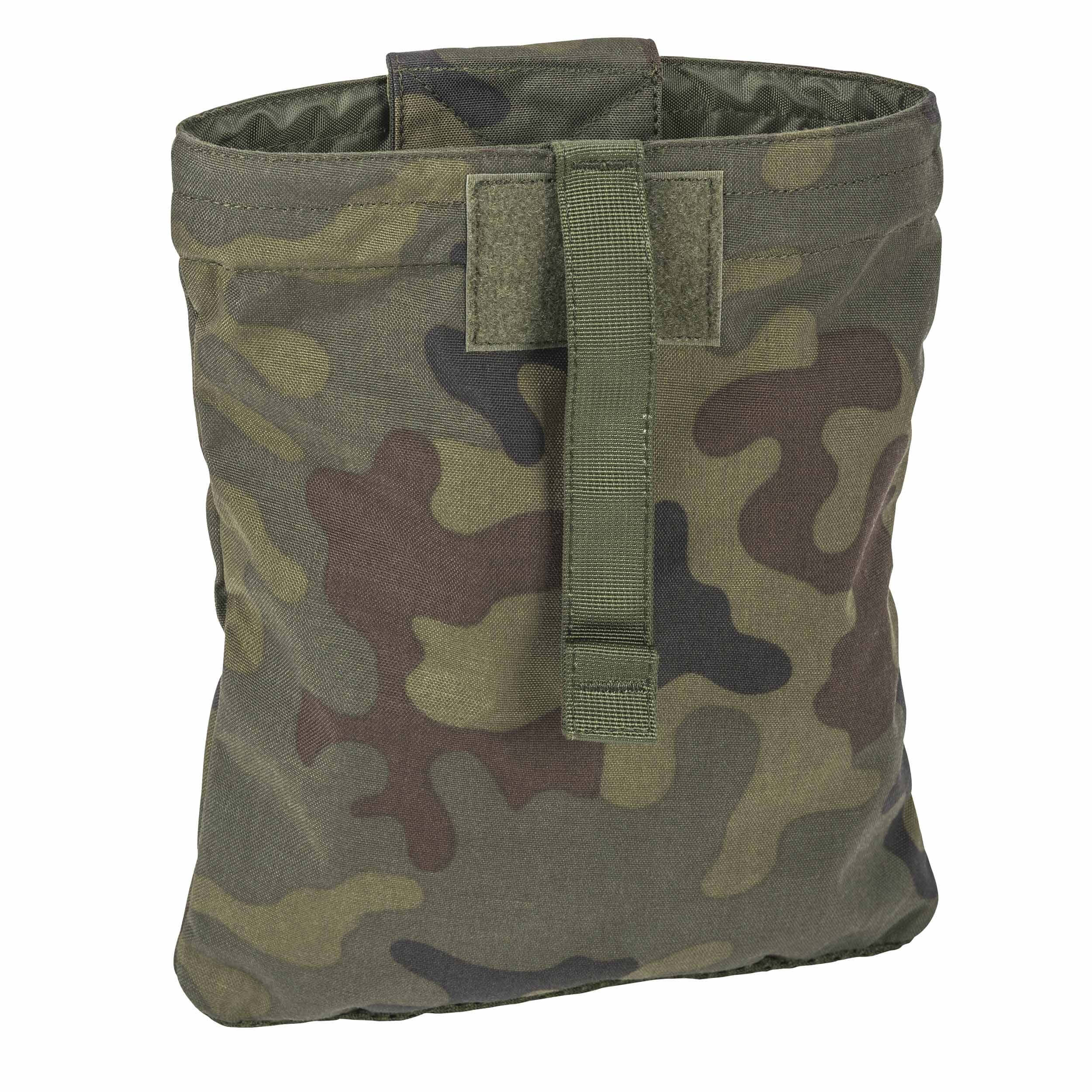 Helikon-Tex Brass Roll Dump Bag PL Woodland