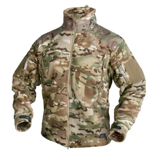 Helikon-Tex Liberty Jacke -Heavy Fleece- Camogrom