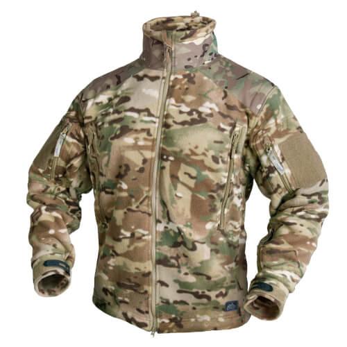 Helikon-Tex Liberty Jacke -Heavy Fleece- Camogrom