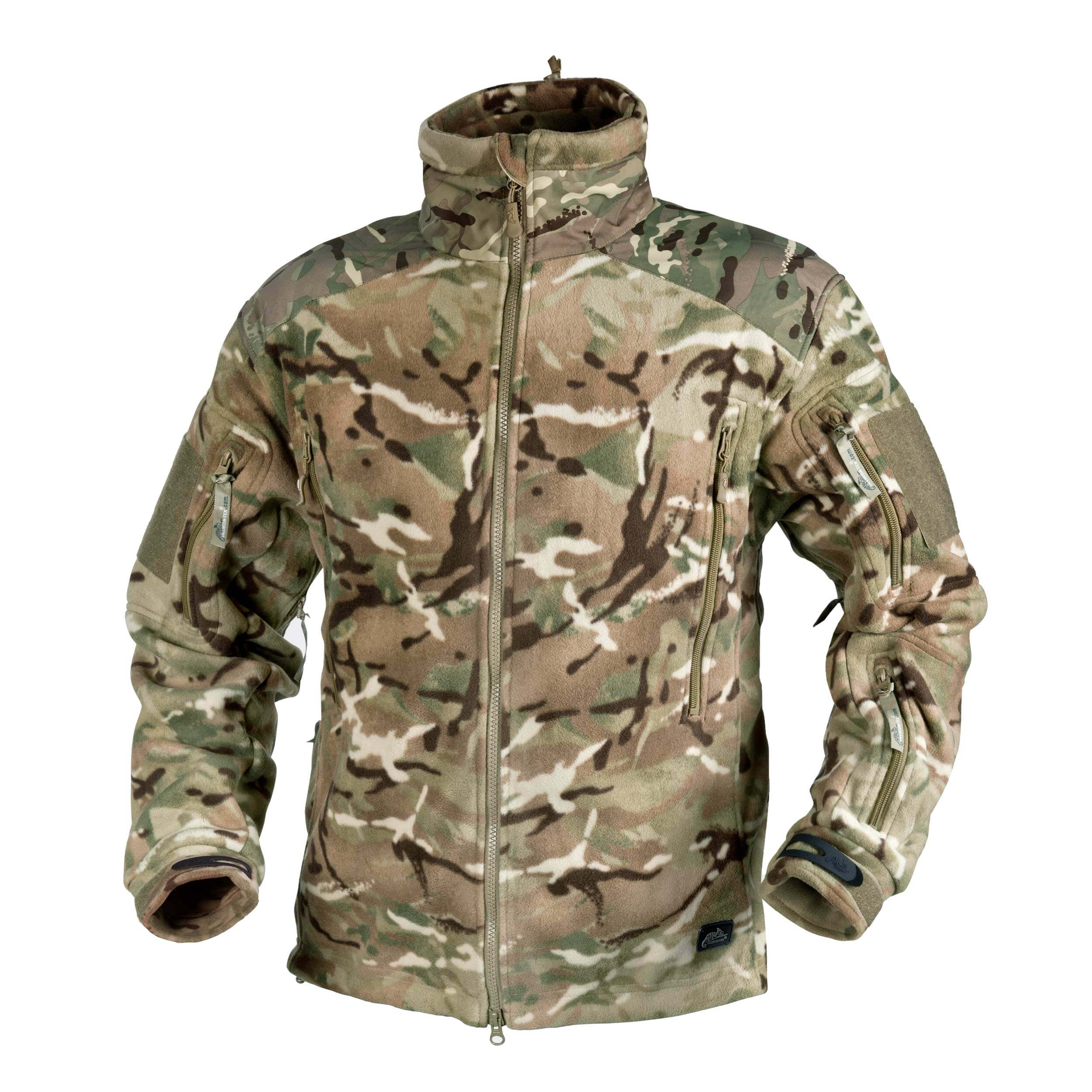 Helikon-Tex Liberty Jacke -Heavy Fleece- MP Camo