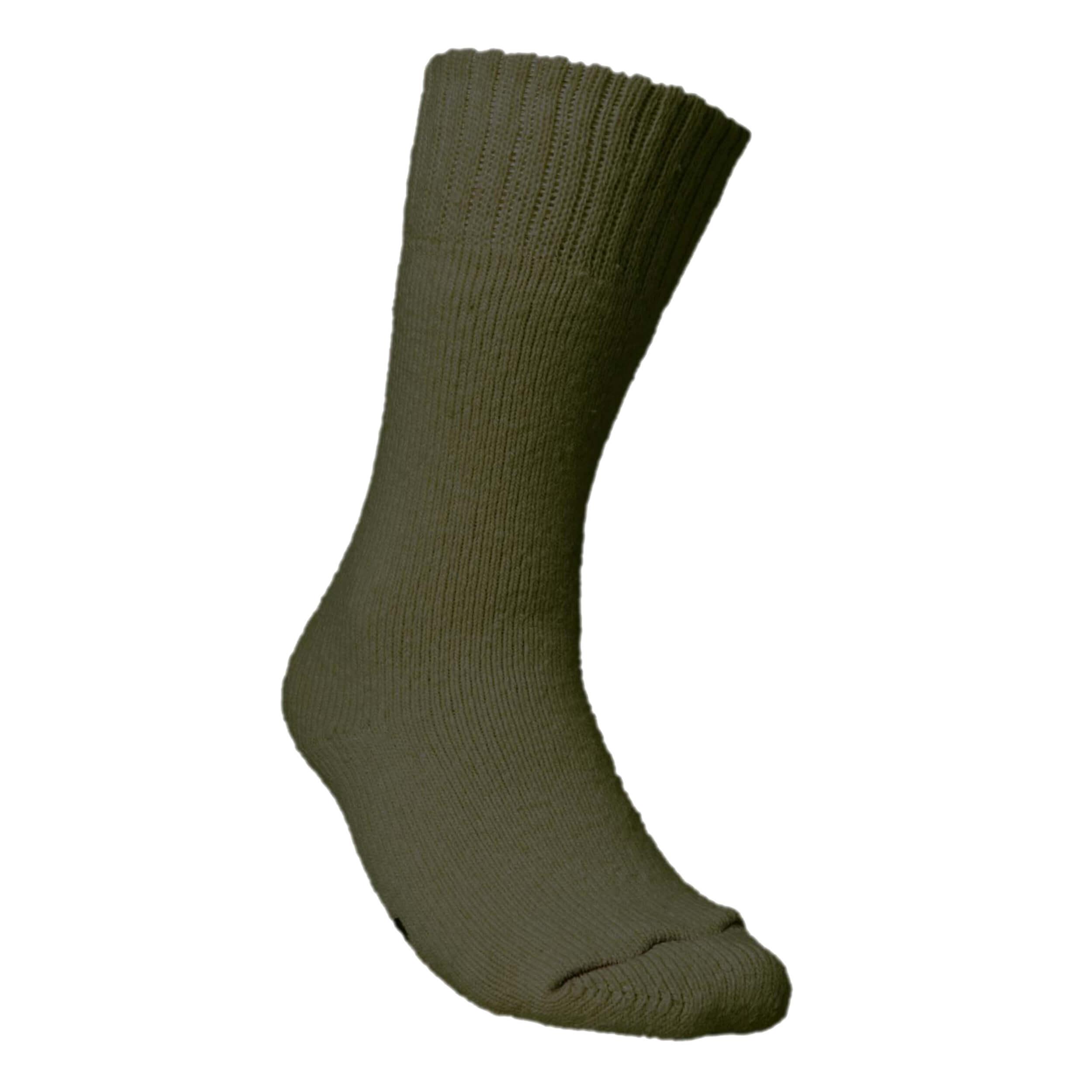 Helikon-Tex Norwegian Army Socken - Wolle - Olive Green