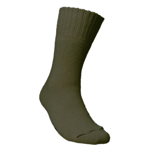 Helikon-Tex Norwegian Army Socken - Wolle - Olive Green