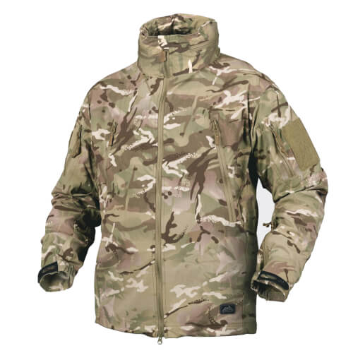 Helikon-Tex Trooper Jacke - StormStretch - MP Camo