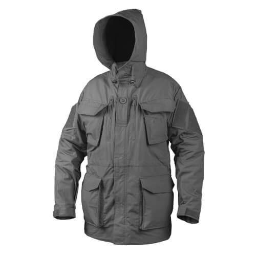 Helikon-Tex PCS Parka - PolyCotton Ripstop - Shadow Grey