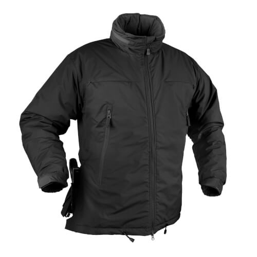 Helikon-Tex Husky Tactical Winter Jacke - Climashield Apex 100g - Schwarz