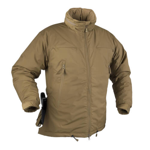 Helikon-Tex Husky Tactical Winter Jacke - Climashield Apex 100g - Coyote