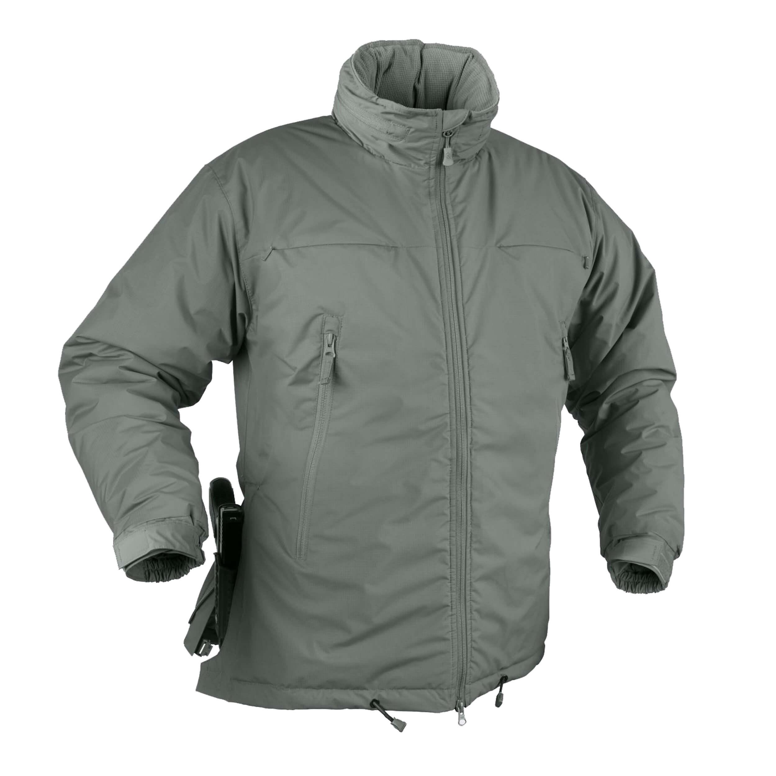 Helikon-Tex Husky Tactical Winter Jacke - Climashield Apex 100g -  Alpha Green