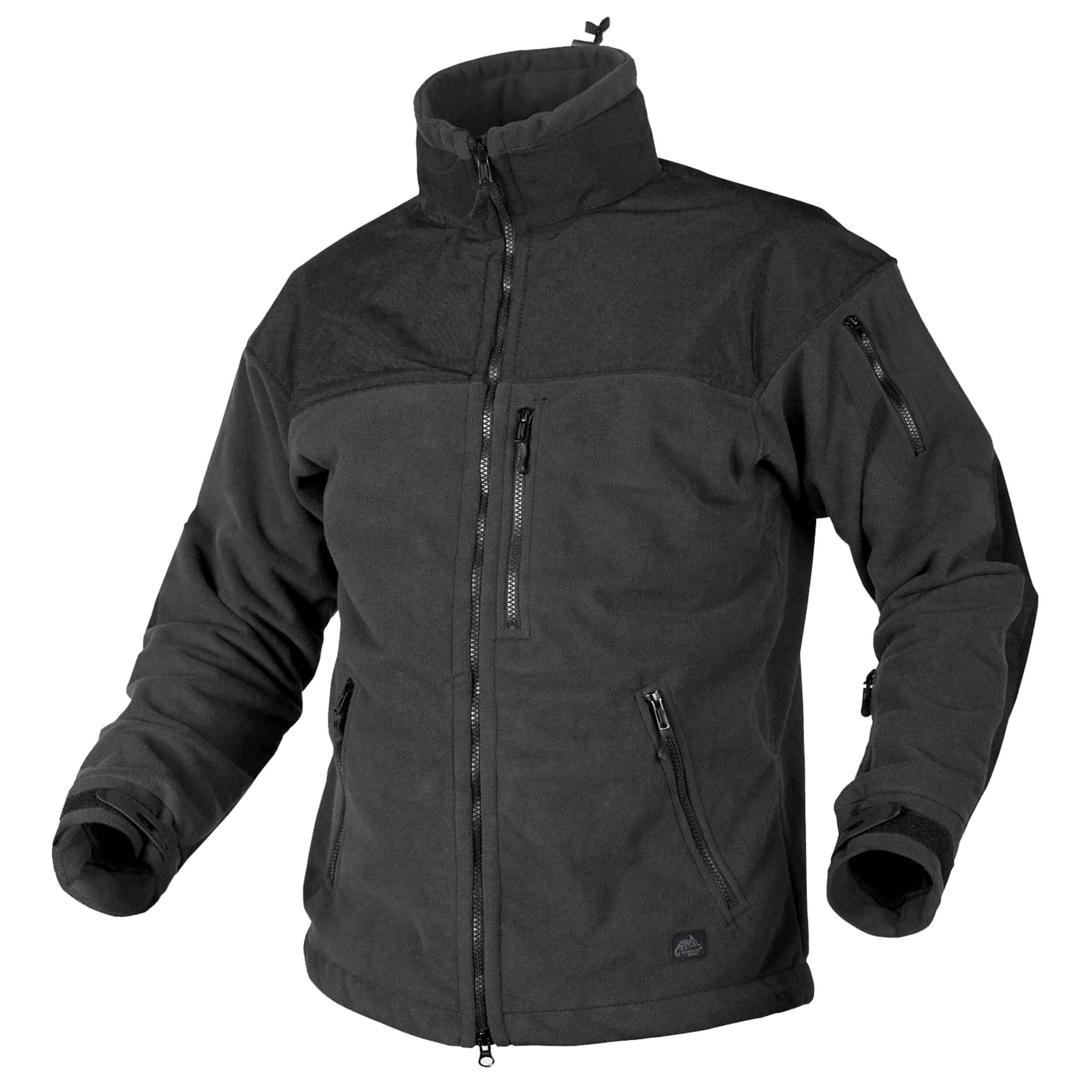 Helikon-Tex Classic Army Windblocker -Fleece- Schwarz
