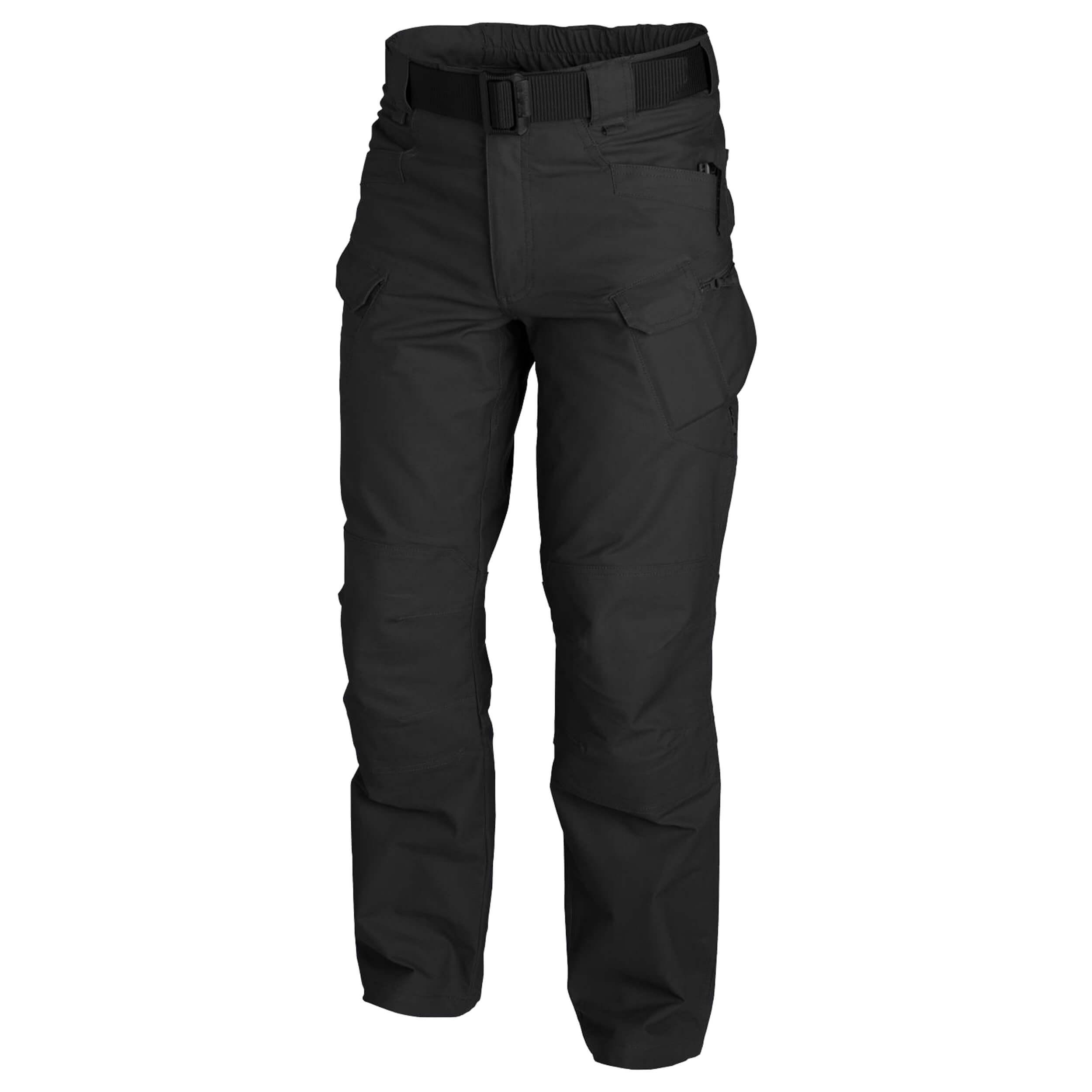 Helikon-Tex Urban Tactical Pants PolyCotton Canvas Schwarz