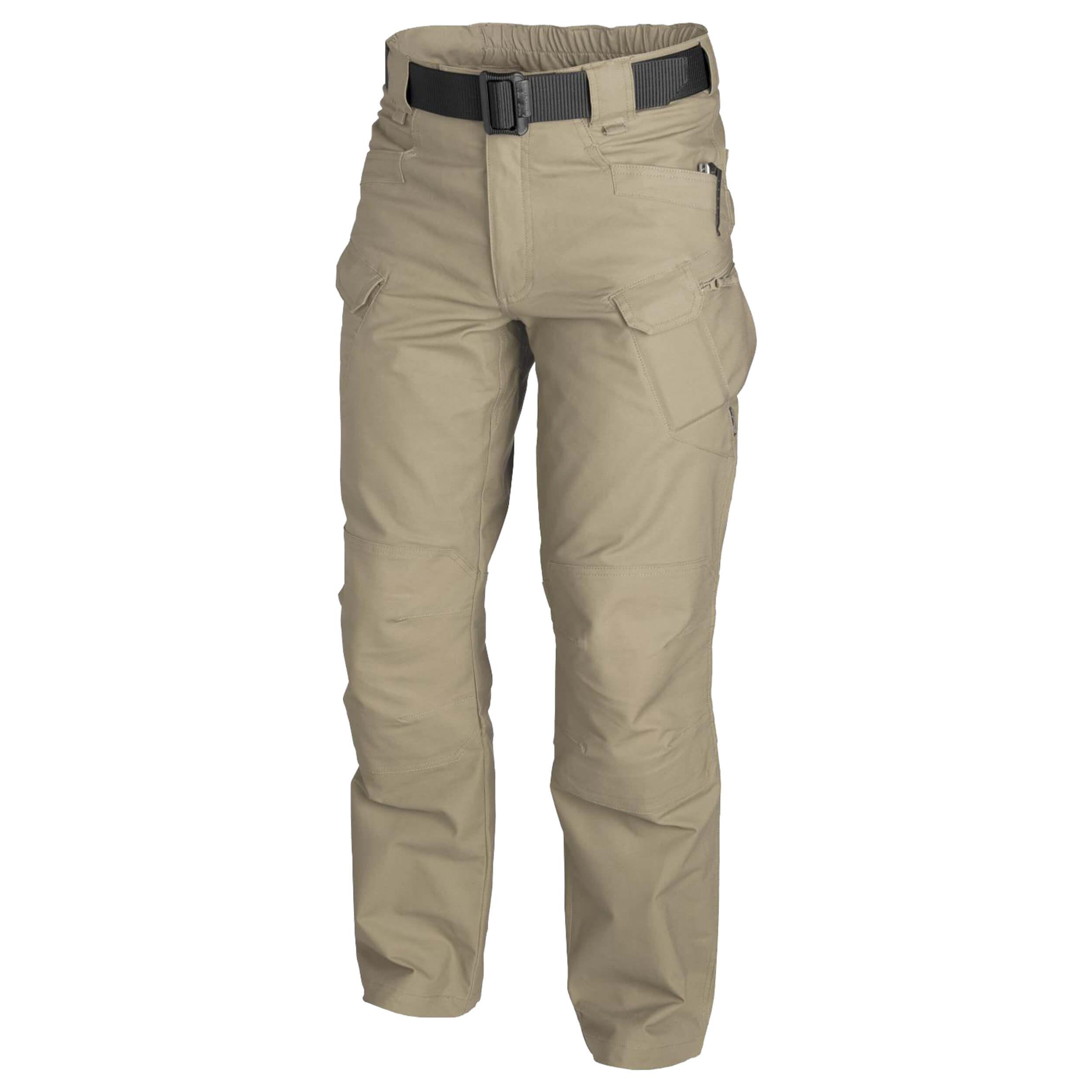 Helikon-Tex Urban Tactical Pants PolyCotton Canvas Khaki