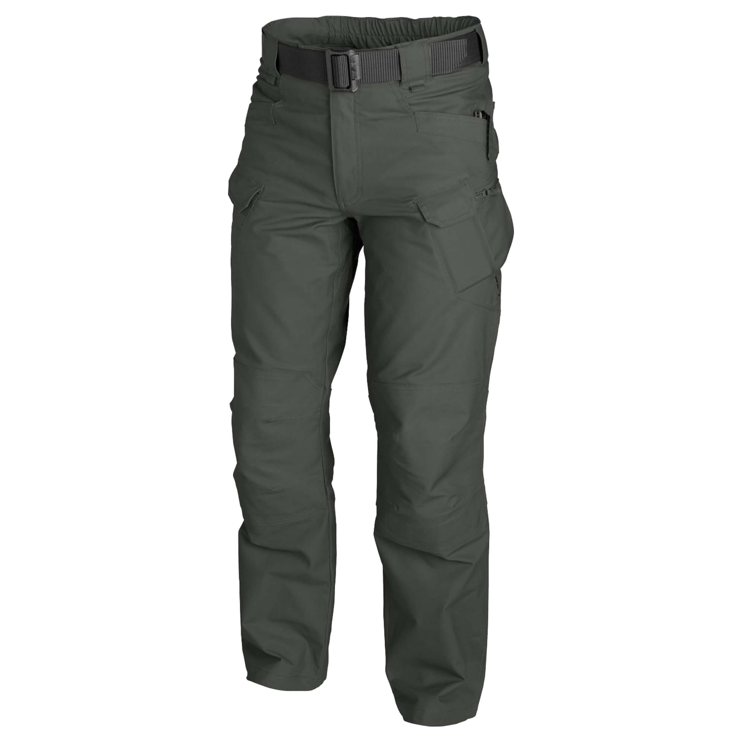Helikon-Tex Urban Tactical Pants PolyCotton Canvas Jungle Green