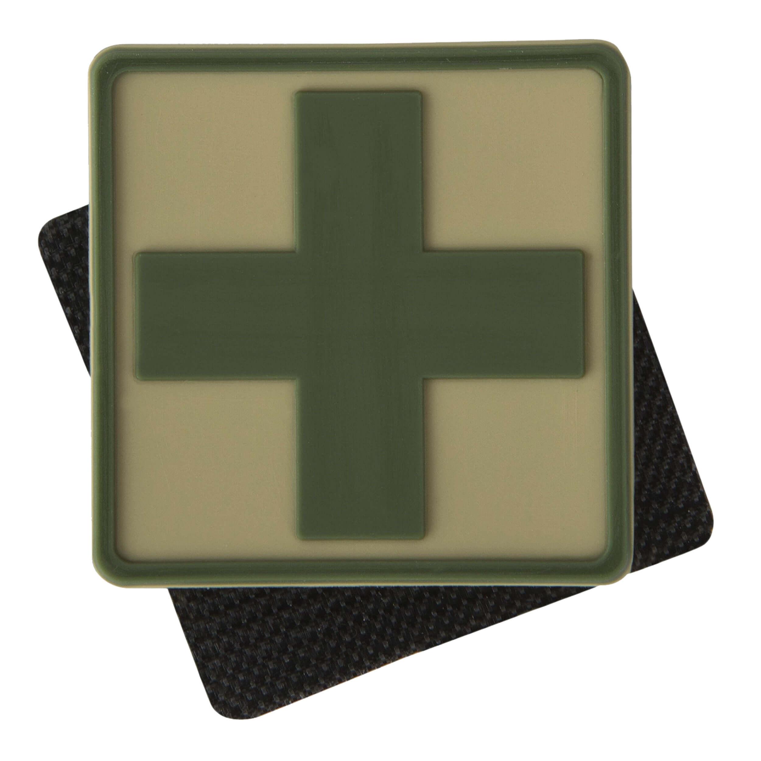 Helikon-Tex Medic Cross Patch - Khaki