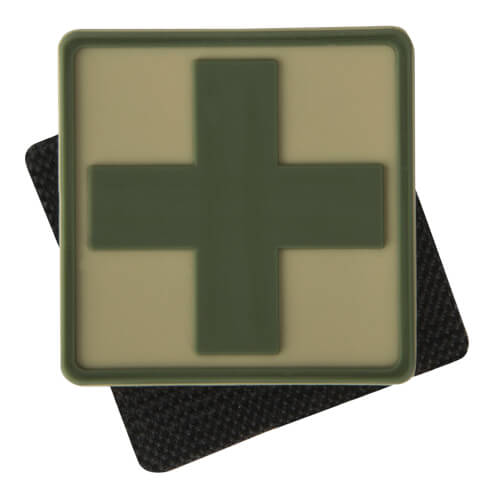 Helikon-Tex Medic Cross Patch - Khaki