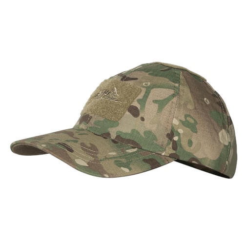 Helikon-Tex Tactical BBC Cap - PolyCotton Ripstop - Camogrom