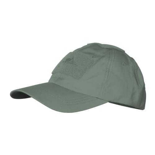 Helikon-Tex Tactical BBC Cap - PolyCotton Ripstop - Olive Drab