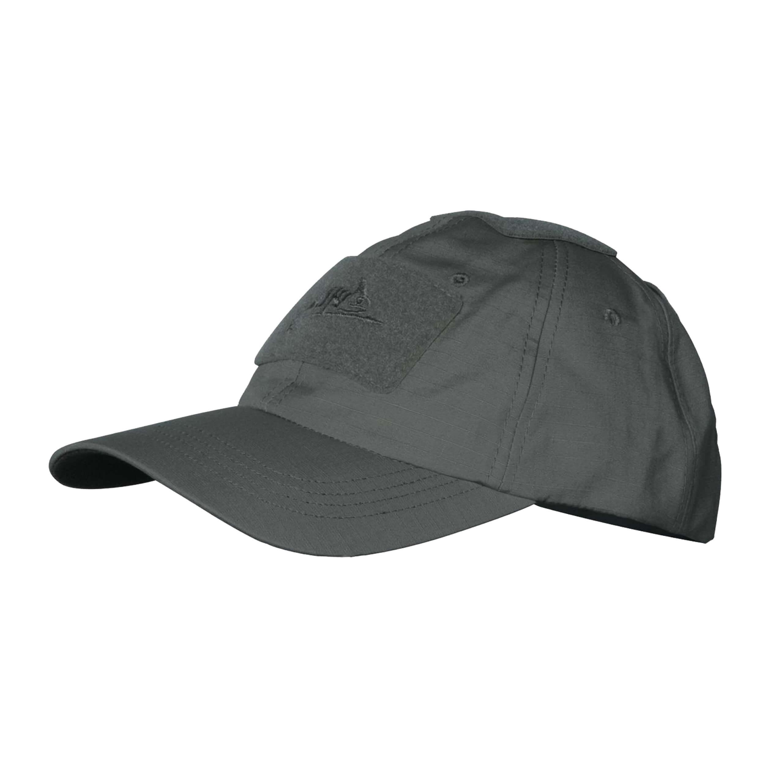 Helikon-Tex Tactical BBC Cap - PolyCotton Ripstop - Shadow Grey