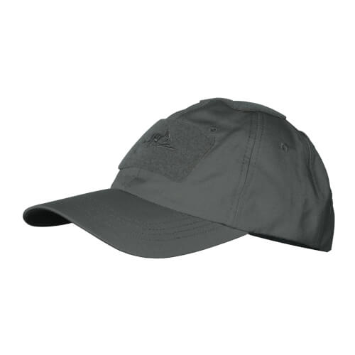 Helikon-Tex Tactical BBC Cap - PolyCotton Ripstop - Shadow Grey