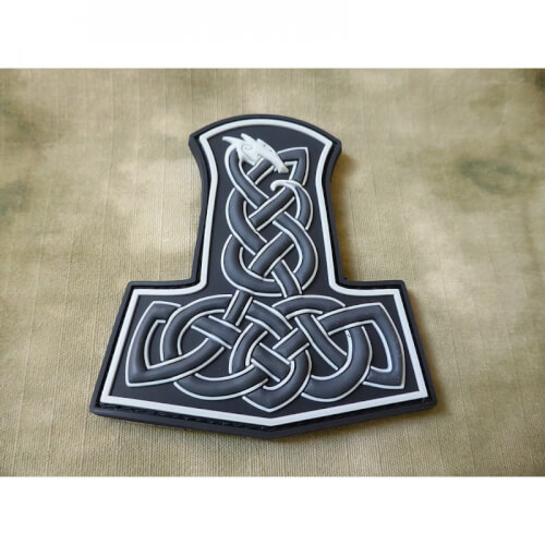 Dragon Thors Hammer Patch, swat