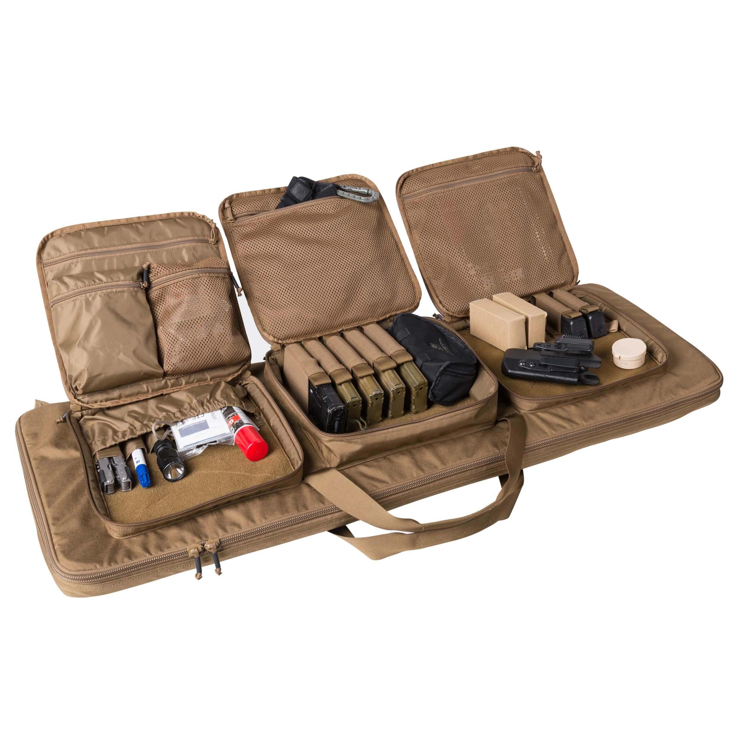Helikon-Tex Double Upper Rifle Bag 18 Coyote