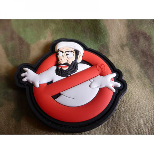 JTG TaliBuster Patch, fullcolor 3D Rubber, special edition