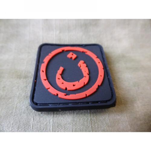 JTG Nazarene Patch, fullcolor 3D Rubber Patch