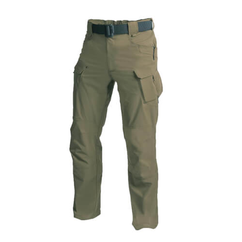 Helikon-Tex OTP Hose (Outdoor Tactical Pants) - VersaStretch - Adaptive Green