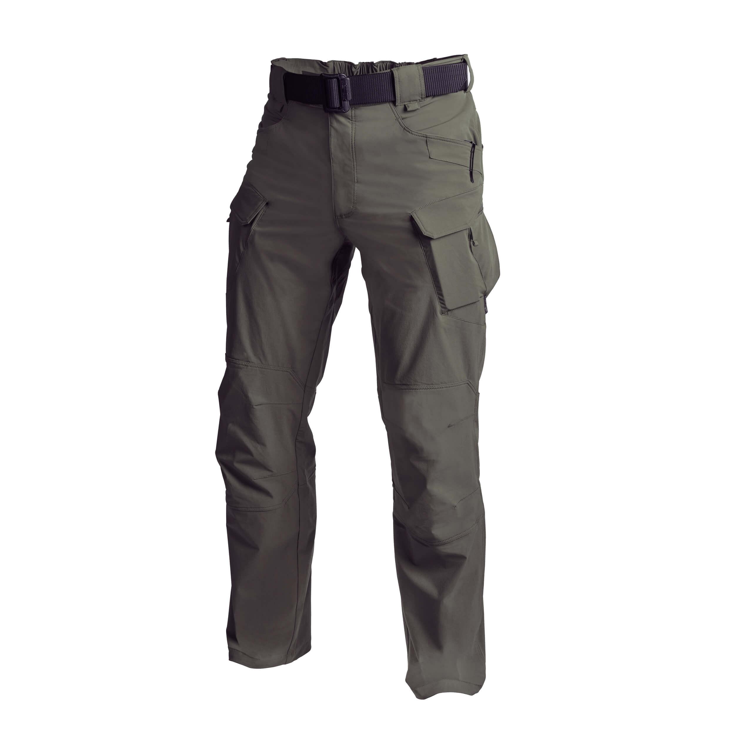 Helikon-Tex OTP Hose (Outdoor Tactical Pants) - VersaStretch - Taiga Green