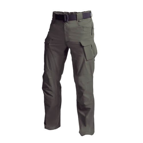 Helikon-Tex OTP Hose (Outdoor Tactical Pants) - VersaStretch - Taiga Green