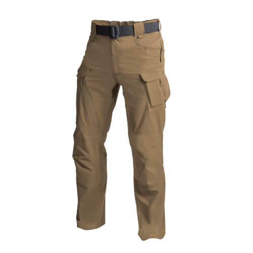 Helikon-Tex OTP Hose (Outdoor Tactical Pants) - VersaStretch - Mud Brown