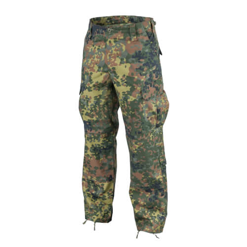 Helikon-Tex CPU Hose Combat Patrol Uniform Ripstop Flecktarn