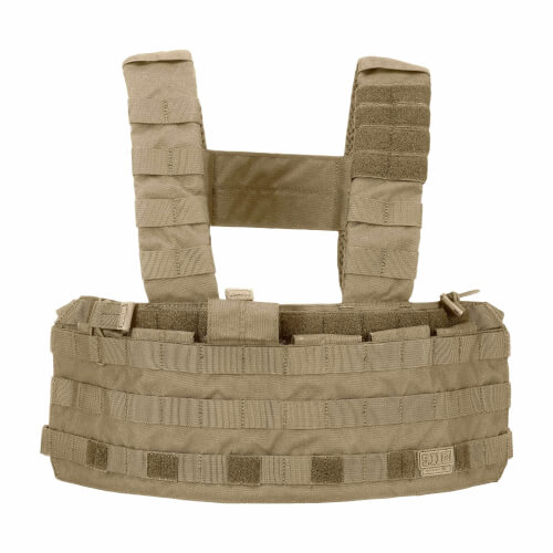 5.11 Tactical TacTec Chest Rig Sandstone