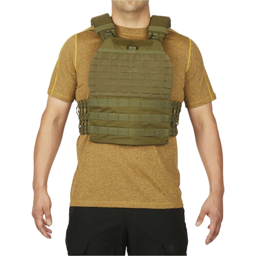 5.11 Tactical TacTec Plate Carrier Tac OD