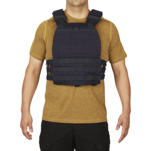 5.11 Tactical TacTec Plate Carrier - Dark Navy