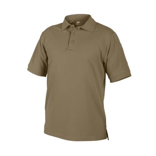 Helikon-Tex UTL Polo Shirt - TopCool - Coyote