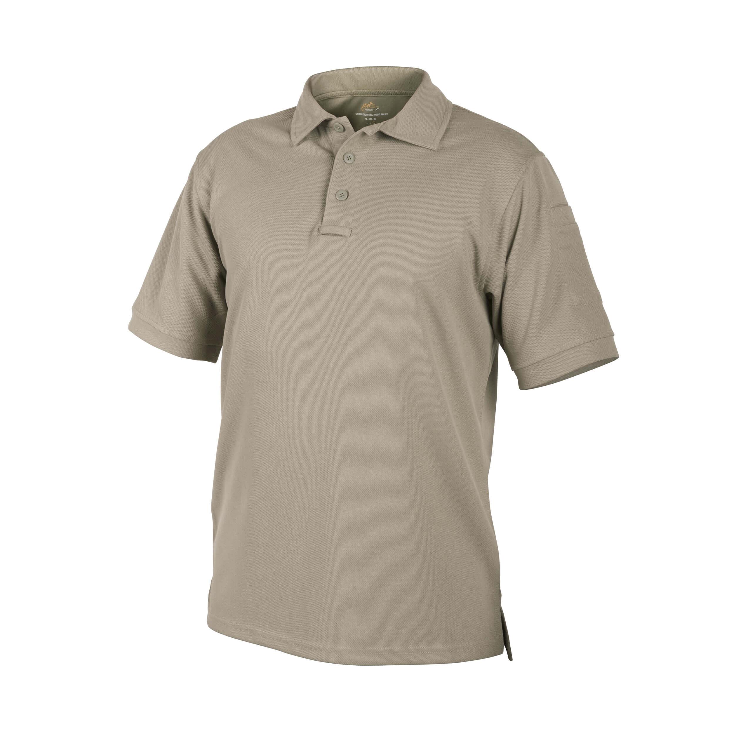 Helikon-Tex UTL Polo Shirt - TopCool - Khaki