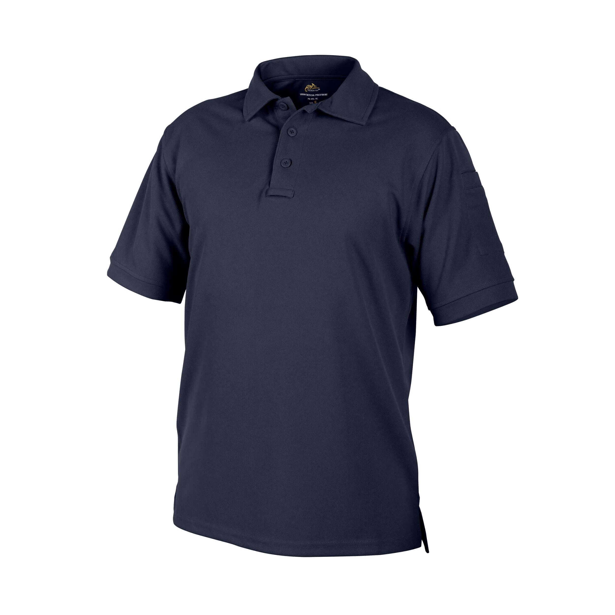Helikon-Tex UTL Polo Shirt - TopCool - Navy Blue