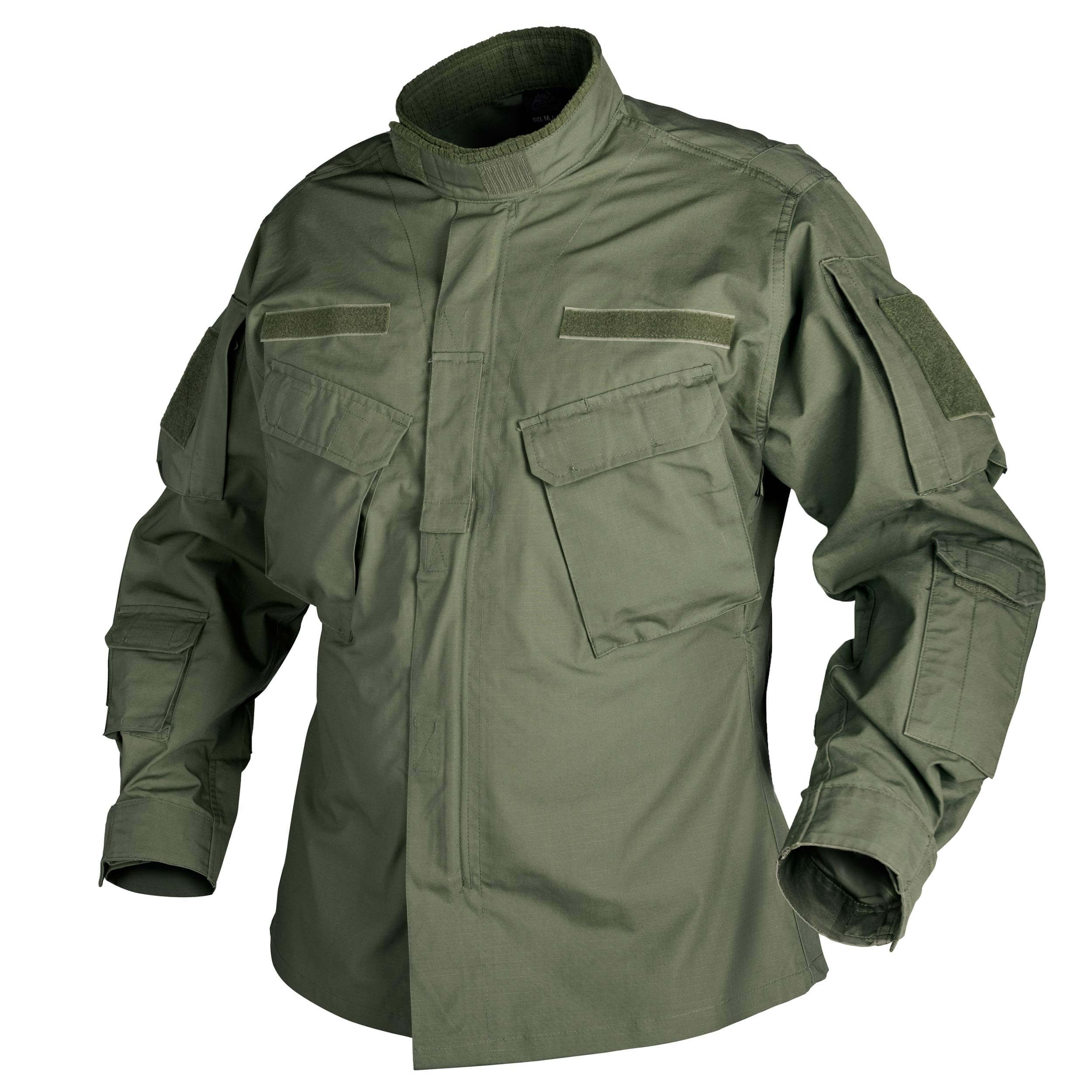 Helikon-Tex CPU Shirt - PolyCotton Ripstop - Olive Green