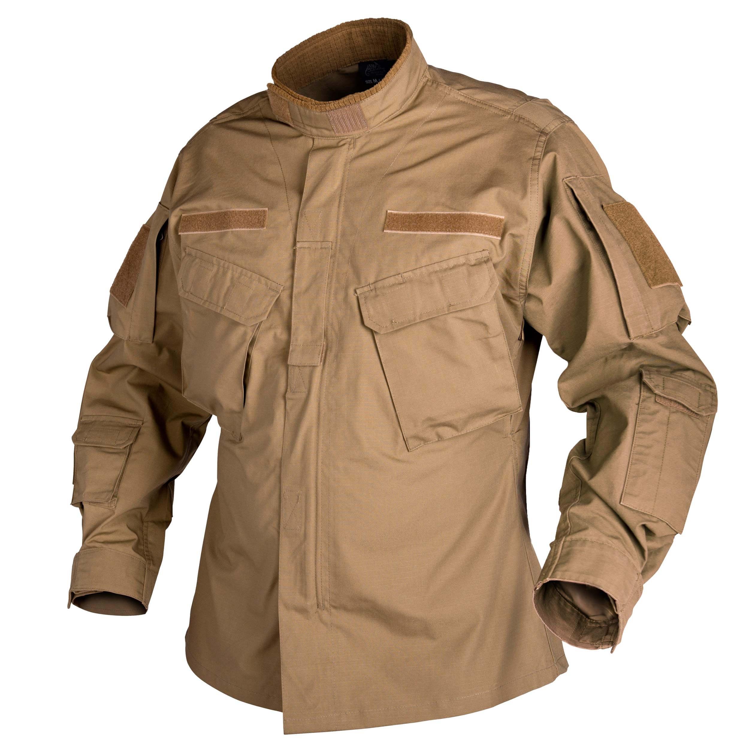 Helikon-Tex CPU Shirt - PolyCotton Ripstop - Coyote