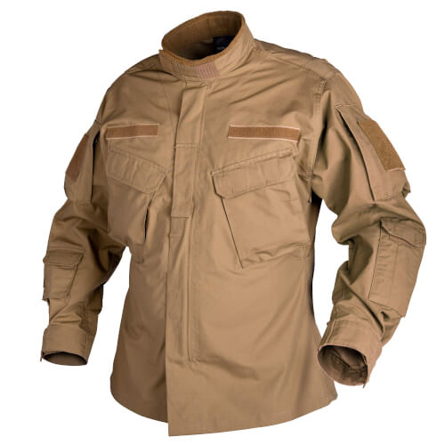 Helikon-Tex CPU Shirt - PolyCotton Ripstop - Coyote