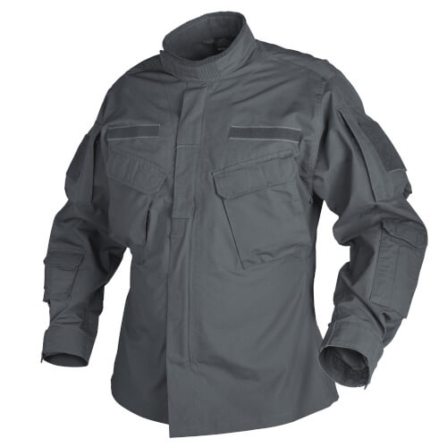 Helikon-Tex CPU Shirt - PolyCotton Ripstop - Shadow Grey