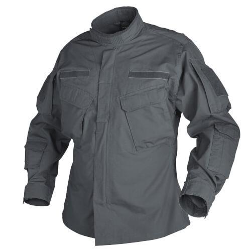 Helikon-Tex CPU Shirt - PolyCotton Ripstop - Shadow Grey
